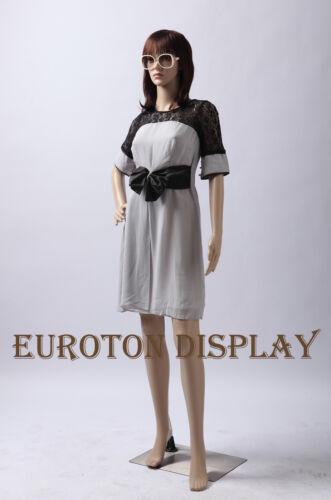 SF-9 Eurotondisplay Schaufensterpuppe mit 2 Perücke gratis  weiblich beweglich