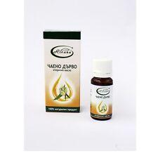 100% Tea Tree Melaleuca alternifolia Essential Oil Calming Healing 10 ml Rivana