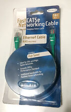 BELKIN fast CAT5e Networking Ethernet cable RJ45 Male//Male 14 FT 4.3 M 350 MHz+