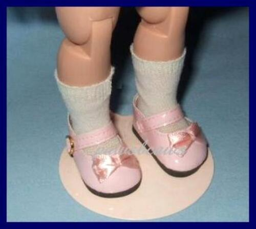 """PINK Patent MaryJane SHOES for 10/"""" PATSY Ann Estelle 14/"""" Madame Alexander"""