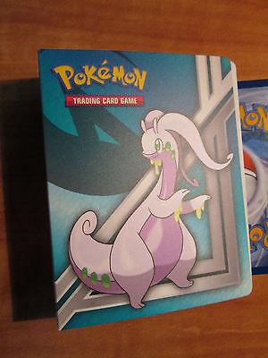 Pokemon GOODRA+GARCHOMP+SALAMENCE Card MINI Binder/Album/Folder TCG Blister Pack