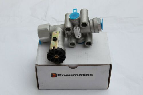 Air suspension valve height leveling pneumatic pillow VOLVO FH double connection