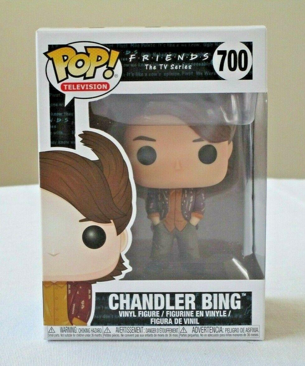 Funko Pop! Friends #700 Chandler Bing Vinyl Figure