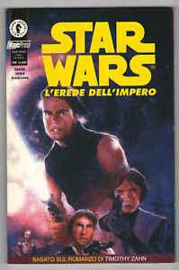STAR WARS - L'EREDE DELL'IMPERO (1997) - Magic Press - ottime condizioni