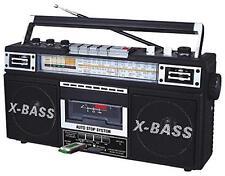 Radio Cassette To MP3 Converter Recorder Player USB SD Storage Speaker Classic