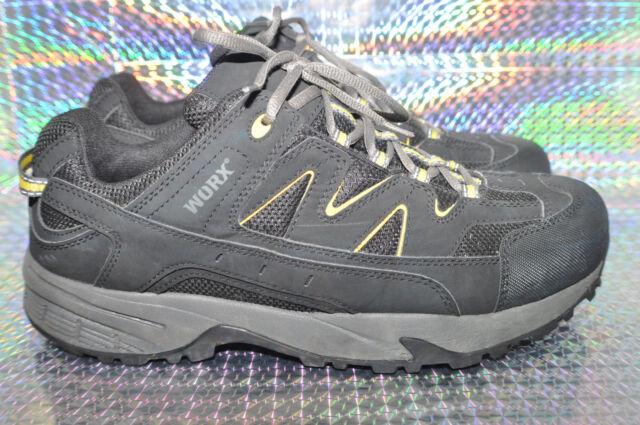 86295ecb0897 Worx -By  5012 Men s Electrical Hazard Slip Resistant Aluminum Toe Sz us 12-