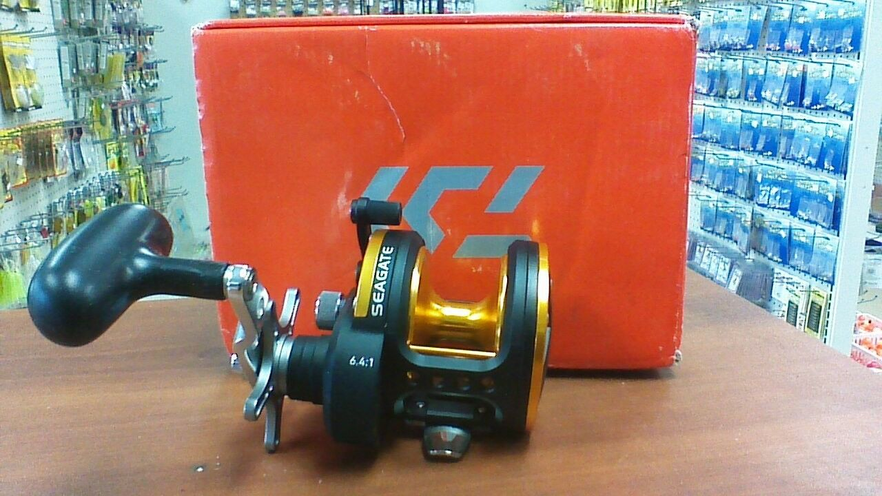 NEW DAIWA SEAGATE Salt Water CONVENTIONAL REEL SGT50H   popular