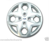 2011-2012 Ford Fiesta 15 Wheel Cover - Hub Cap - Sparkle Silver on sale