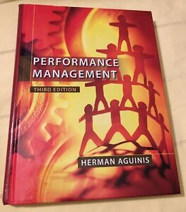 Performance Management By Herman Aguinis 2013 Hardcover 3rd
