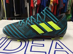 Fixes Football Adidas Homme Fg Chaussure Crampons Nemeziz 13 3 17 Art S80601 nBxT77Pw