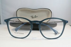 03dd146ade Ray-Ban Blue Glasses New with case RB 8954 8030 50mm 740224335396