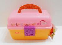 Barbie Tackle Box - Pink & Orange
