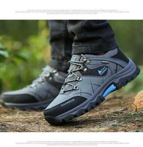 Men/'s Casual Shoes Slip On Outdoor Baskets Respirant Randonnée Escalade Chaussures