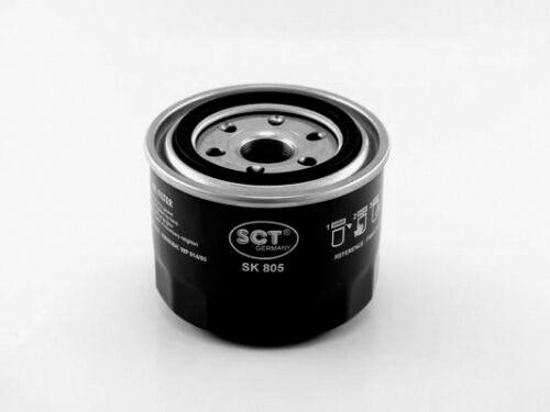 SK805 OIL FILTER FOR TOYOTA RAV 4 II 2.0 D-4D TURBODIESEL 1.5 D STARLET 1.4 D