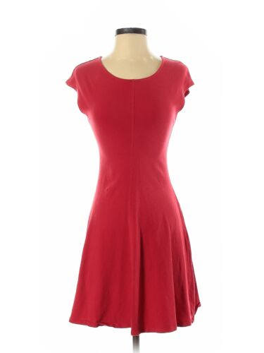 Stephen Burrows for Target Women Red Casual Dress