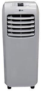 Lg lp0815wnr 8 000 btu 110v portable a c remote for 110v window air conditioner