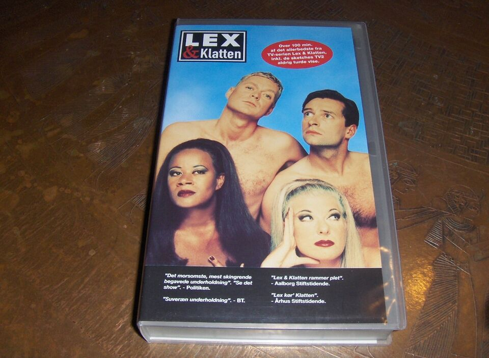 Komedie, VIDEOFILM: LEX & KLATTEN