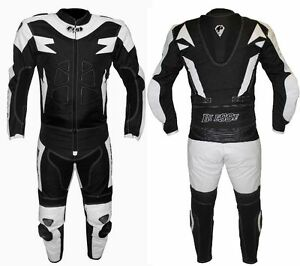 Tuta-Moto-Divisibile-in-Pelle-e-Tessuto-Con-Protezioni-Touring-Biesse-TG-54-XXL-034