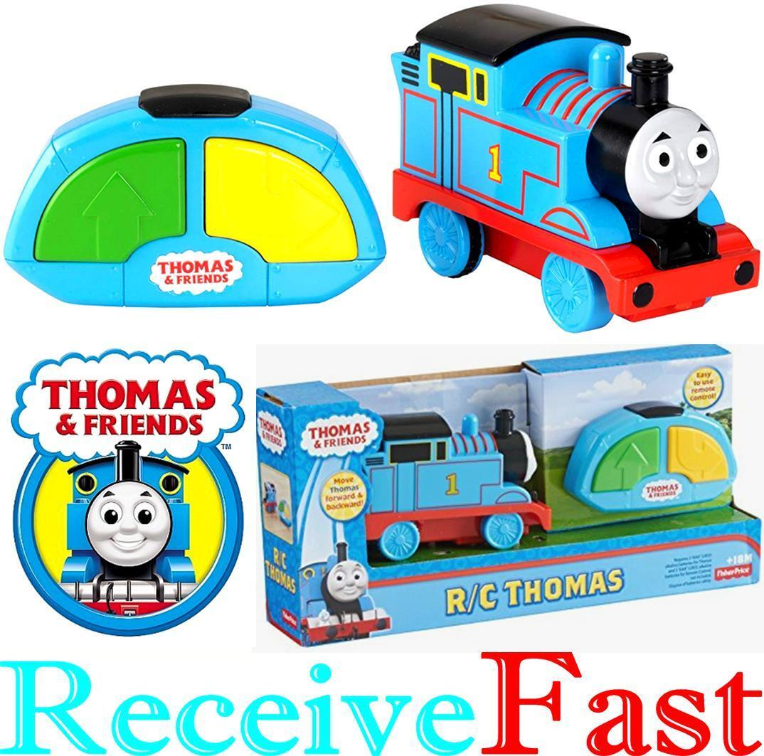 Thomas & Friends TheTank Engine My First Remote Control Toy Fisher Price Train