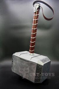 cattoys 1 1 full metal avengers thor hammer 1 1 replica