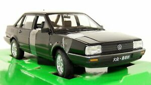 Nex-Models-1-24-Scale-Volkswagen-Santana-B2-Passat-Black-Diecast-model-car