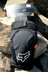 Fox Launch D30 Knee Guard Knee Protector Protectors Black New