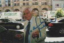 Joachim Fuchsberger Autogramme signed 10x15 cm Bild