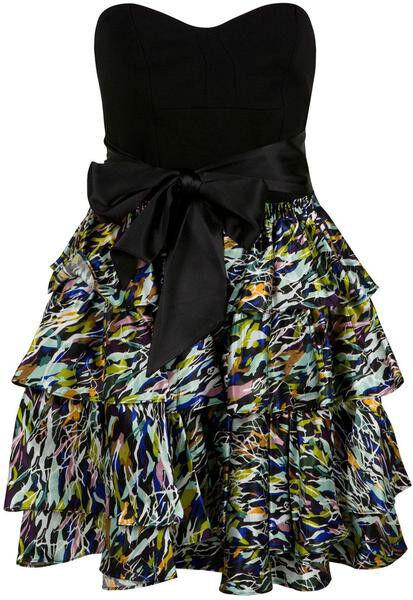 Diane von Furstenberg Alkin Brush Marks Marks Marks Dress 10 US 3baa01