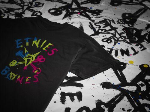 Etnies x os cut couleur t-shirt noir