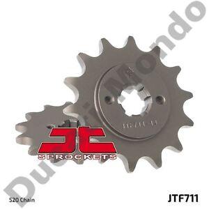 Vorne-Kettenrad-13-Zaehne-JT-Cagiva-Mito-125-mk1-mk2-EVO-1-2-Planet-Raptor-Freccia