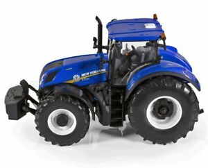 BRITAINS 1/32 NEW HOLLAND | T7.315 TRACTOR 2018 | BLUE BLACK