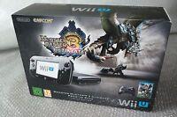 Console Nintendo Wii U Neuve Limited Edition Capcom ♦ Monster Hunter 3 Ultimate
