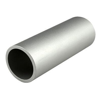 ".5/"" Flanges #9010 x 24/"" N 8020 Inc 1/"" x 1/"" Aluminum Quick Frame Sq Tube w// Dbl"