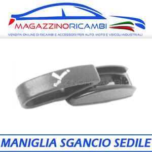 MANIGLIA-SGANCIO-SEDILE-FIAT-UNO-FIAT-PANDA-Y10-FIAT-CINQUECENTO