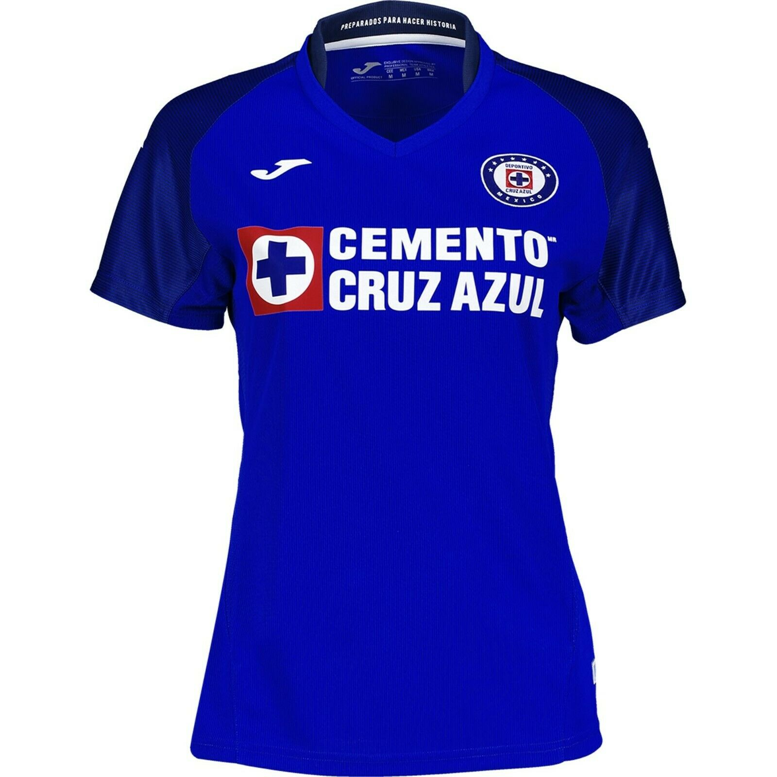 Jersey Cruz blu Joma Local 2019  2020 donna donna