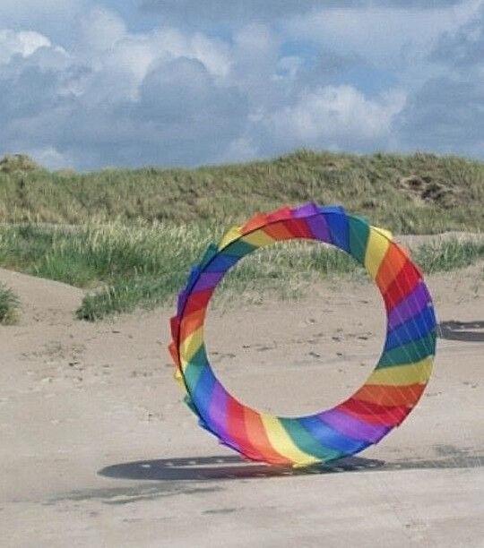 HQ Kites Line Laundry 1m Rainbow Generator