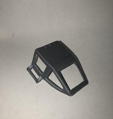 Y-wing Com Dossel Porta Vintage Star Wars Kenner 3D Impresso