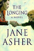 The-Longing-Asher-Jane-Like-New-Hardcover