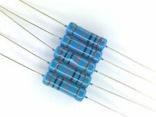 500pcs 50 value 1~1M ohm ±1% 2W (2 Watt) Metal Film Resistor Assortment Kit