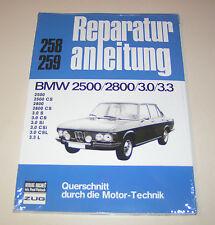 Reparaturanleitung BMW 2500 CS / 2800 CS - 3.0 / 3.3!