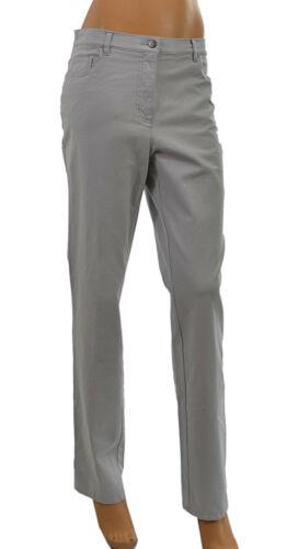 GELCO Hose Slim Fit Jeans UVP 89,95€  Damen Mode Hellgrau  M4 Gr.38-46