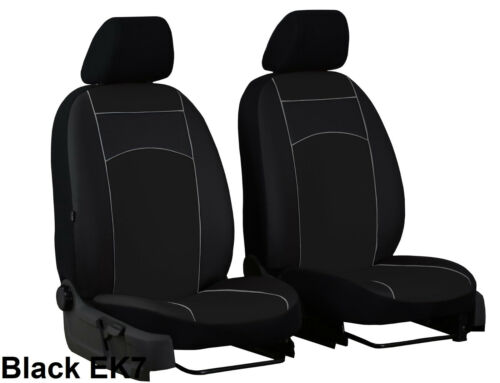 MERCEDES VITO 447 2014 PRESENT ECO LEATHER TAILORED SEAT COVERS MADE TO MEASURE