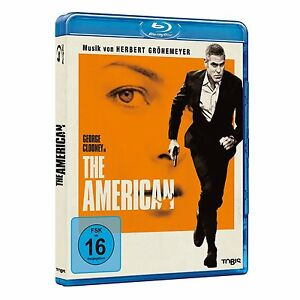 BLU-RAY-THE-AMERICAN-mit-George-Clooney