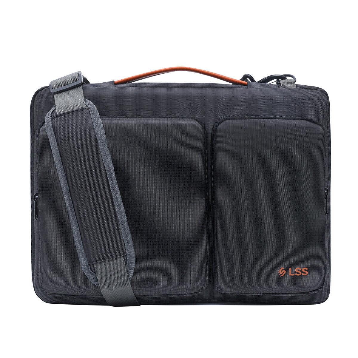 Laptop Notebook Case Sleeve Computer Bag with Pocket Shoulder Strap . Buy it now for 26.95