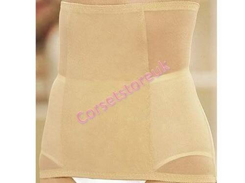 Waist Tummy Trimmer Belly Slim Body Belt Corset Cincher Girdle Band Shapewear