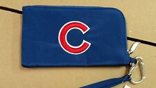 Chicago Cubs ID Wallet Wristlet Cell Phone Case Charm 14 Purse Gift