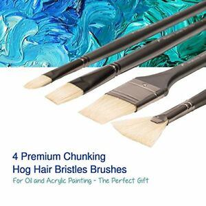 Professional Art Paint Brush Set