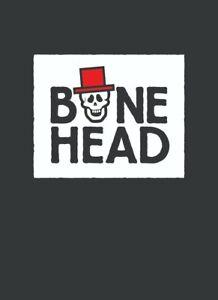 Bone Head – Le Sinistre Petit Jeu De Cartes - 61 Cartes 63 X 44 Mm Boxed-afficher Le Titre D'origine