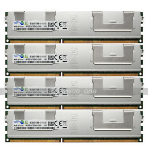Samsung-32GB-KIT-4x8GB-2Rx4-PC3-12800R-DDR3-1600Mhz-240Pin-ECC-REG-Server-Memory