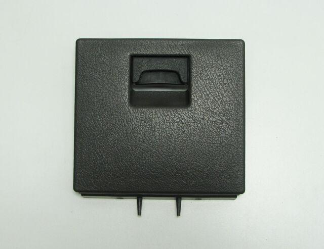 86-92 nissan d21 pathfinder lh left lower dash fuse box lid door cover dark
